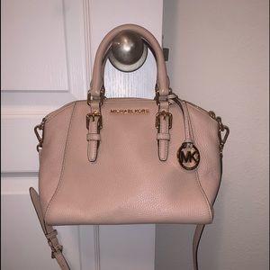 Michael Kors soft pink purse